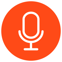 Voice Over Icon
