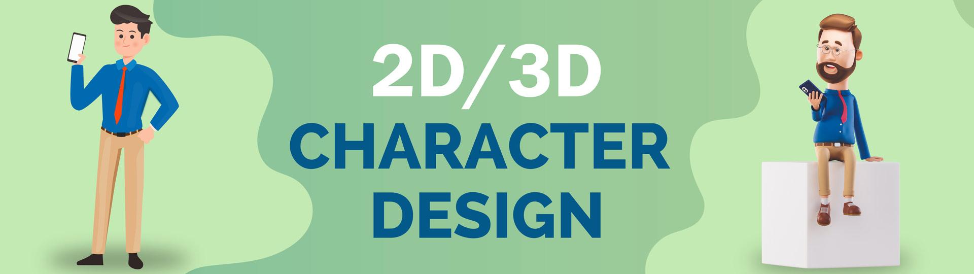2d-3d-character-design